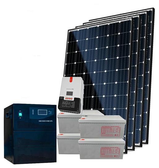 1Kva Solar Power System