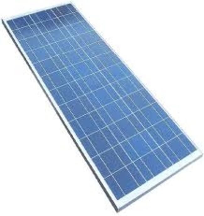 100Watts Poly Solar Panel-SmartsHome